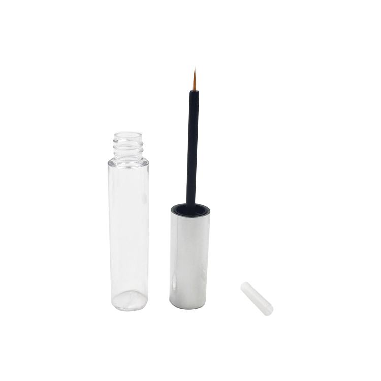 low MOQ plastic eyeliner bottle