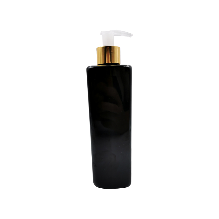 OEM customized arrivals plastic lotion bottle